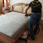 Химчистка кроватей